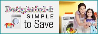 Delightful-E Simple to Save