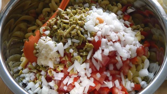 Made-Up Macaroni Salad 3
