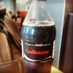 Je vais faire ça oui. Je vais partager un Coca avec moi-même !