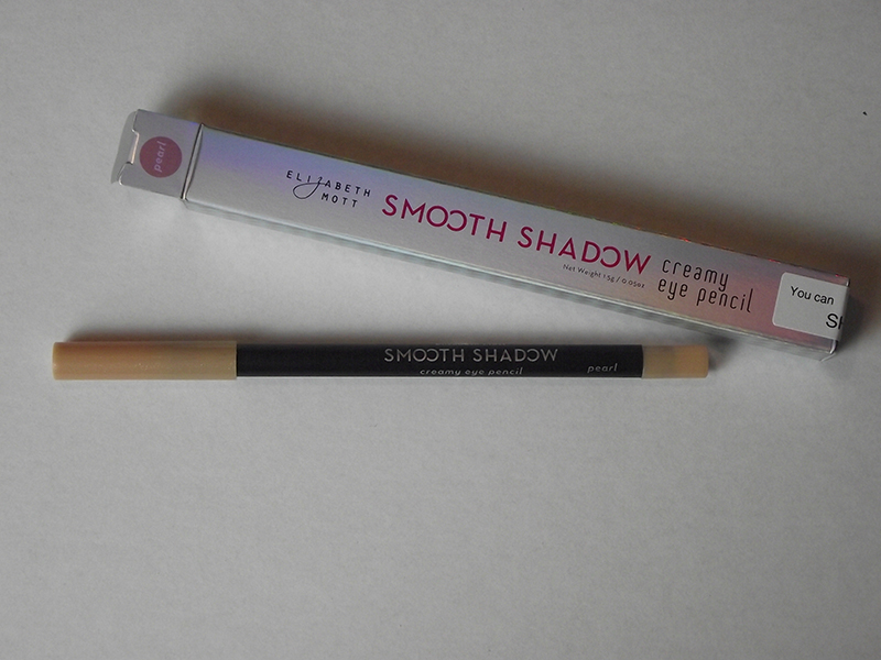 Elizabeth Mott Smooth Shadow Pearl