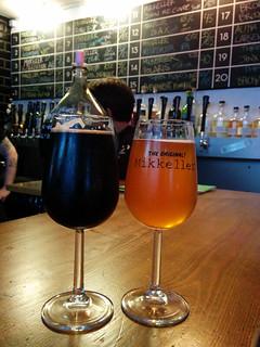 beers @ Mikkeller Bar