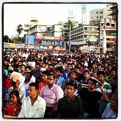#Students #Teachers #Celebrating  #ComillaTownhall #TownHall #comilla #comillacity #Kandirpar #myphotography #bangladesh