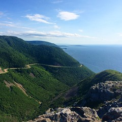 #CabotTrail from the #SkylineTrail