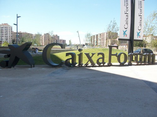 Zaragoza | CaixaForum | Entrada