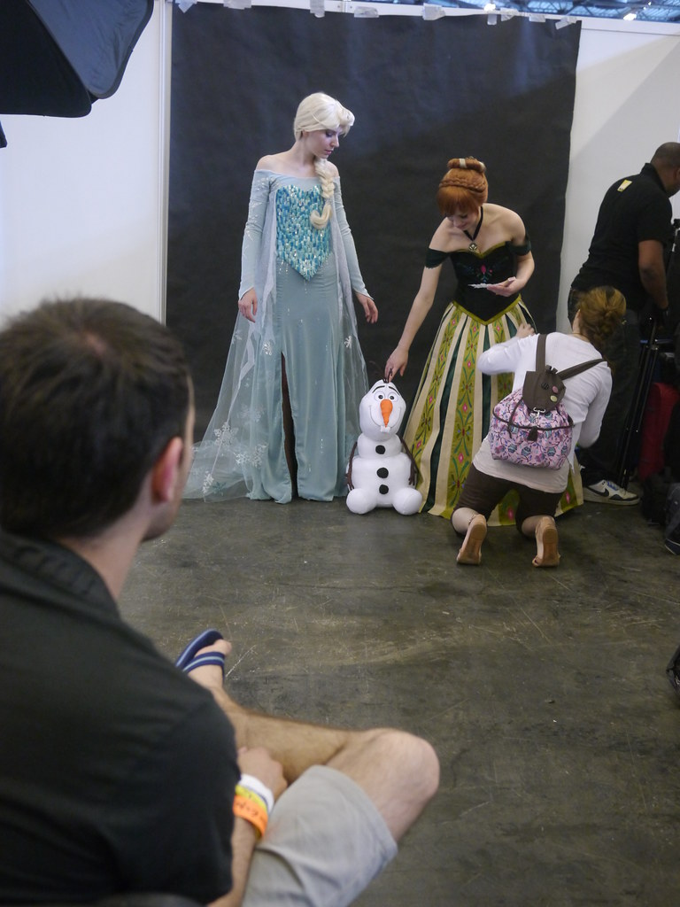 related image - Backstage Japan Expo 2014 - P1880106