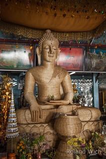 Mae Hong Son - Rattan Buddha