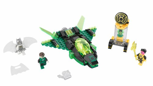 76025 Green Lantern vs Sinestro