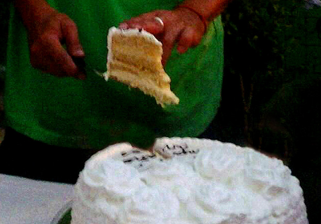 tarta de merengue y