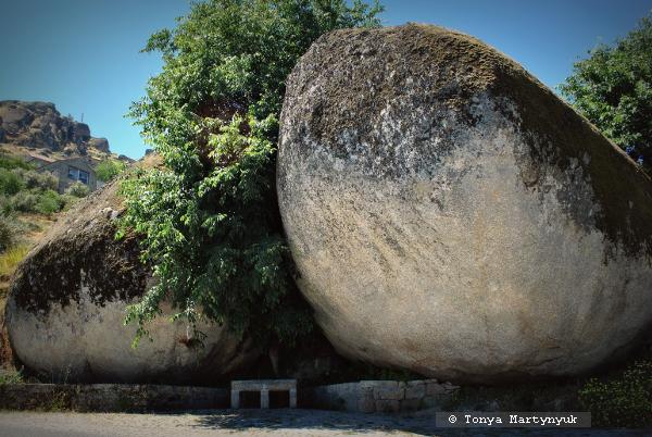 9 - округ Каштелу Бранку - неизвестная Португалия