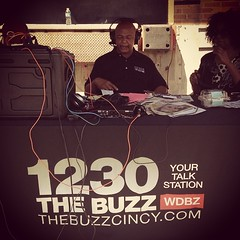 Remote with Lincoln Ware today of @1230WDBZ at @HabitatCincy. Stop by and donate backpacks and school supplies until 2pm. #habitat