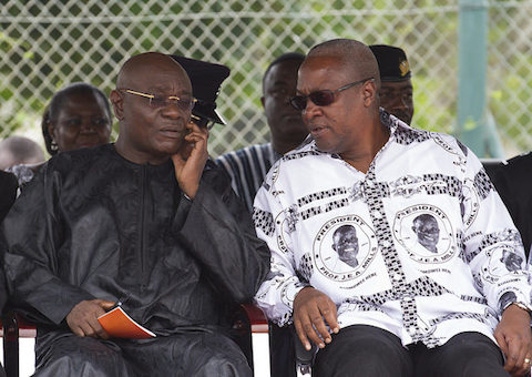 Late President John Evans Atta Mills 2nd anniversary celebration in pictures