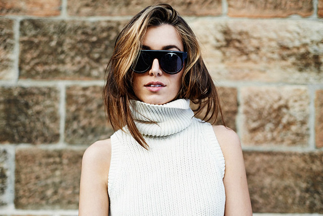 chronicles-of-her-cream-knit-turtleneck-komono-sunglasses-black