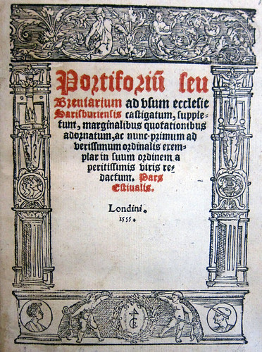 caly title page
