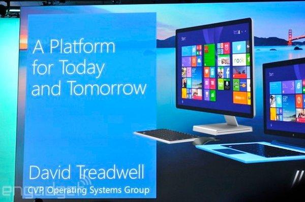 Когда выйдет Windows 9 preview