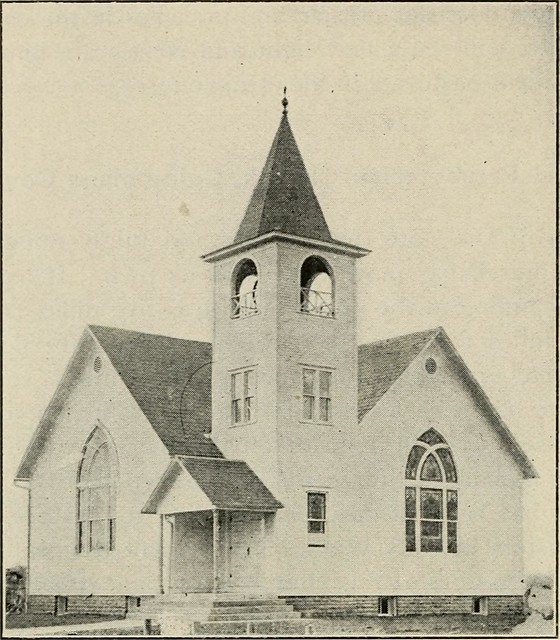 "Image from page 25 of ""Ohio rural life survey. ""Country churches of distinction"""" (1913) from Flickr via Wylio"