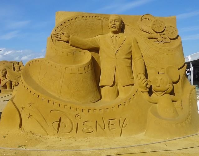 Sculpures sur sable Disney - News Touquet p.1 ! 14770284018_a01fc96a99_z