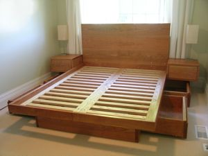 Beds again High end custom or IKEA