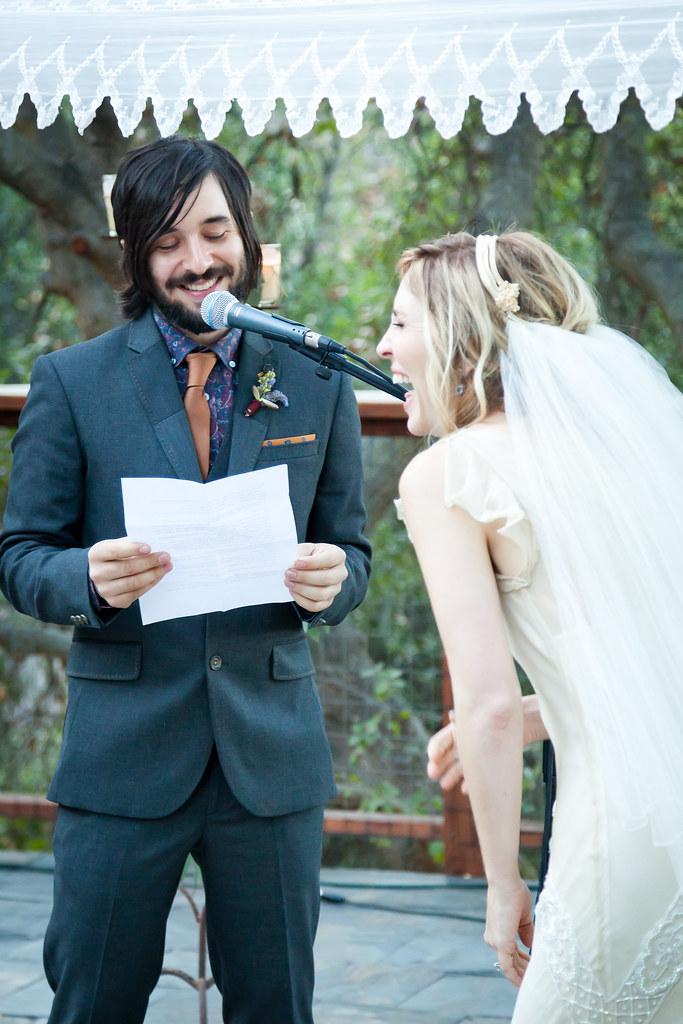 Hilairious vows