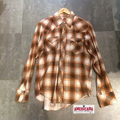 Warm up these chilly days! Flannel Shirt 250 SEK