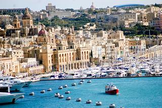 Puerto de Malta.