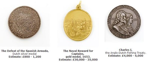 Foley Early English Medals