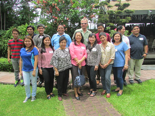 'One Health' seminar in Philippines: Participants