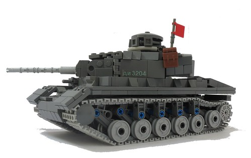 Panzer 3 side angle 1