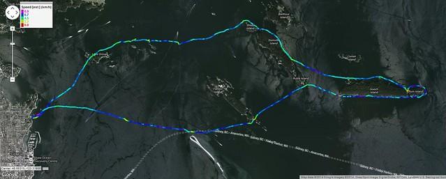 Amherst to Rum I - Aug 24, 2014 - GPSV