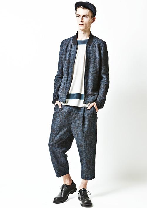 SS15 Tokyo KAZUYUKI KUMAGAI002_Jack Chambers(Fashion Press)