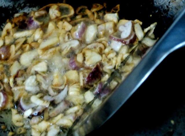 Shallots & garlic