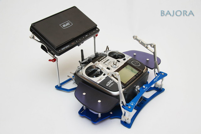 Car Club Inc: Esprit Model Secraft Radio Transmitter Tray