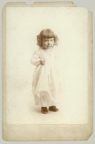 Cabinet Card child
