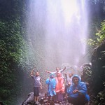 Madakaripura waterfall, Probolinggo, East Java, Indonesia #Waterfall #wonderfulIndonesia