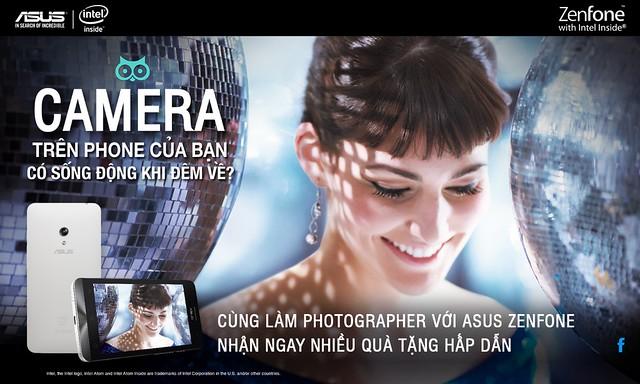 """Thân mời thành viên 5giay tham gia cuộc thi: """"Cùng làm Photographer với Asus ZenFone"""" - 31523"""