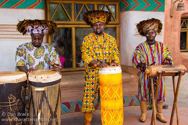 The Hakuna Matamtam Band