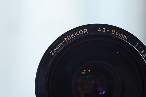 Zoom-NIKKOR 43-86mm F3.5