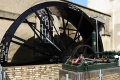 Kew bridge water wheel pump
