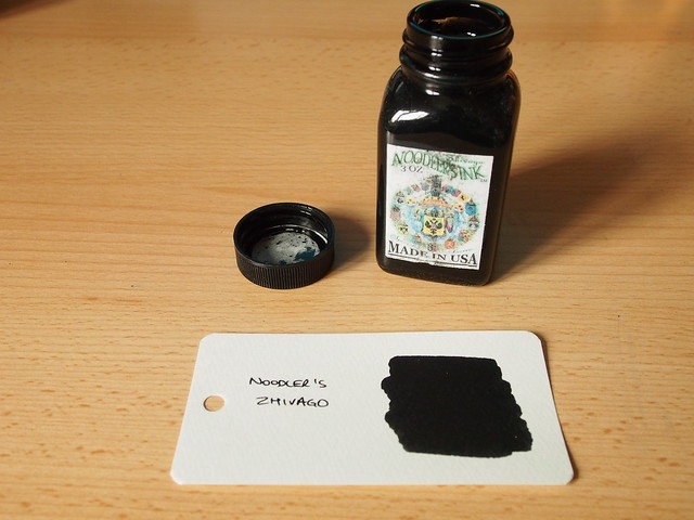 Noodler's Zhivago - Ink Review