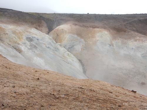 Third Crater at Krafla