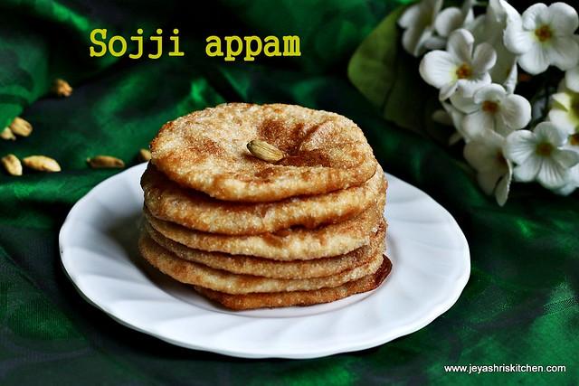 Sojji+appam