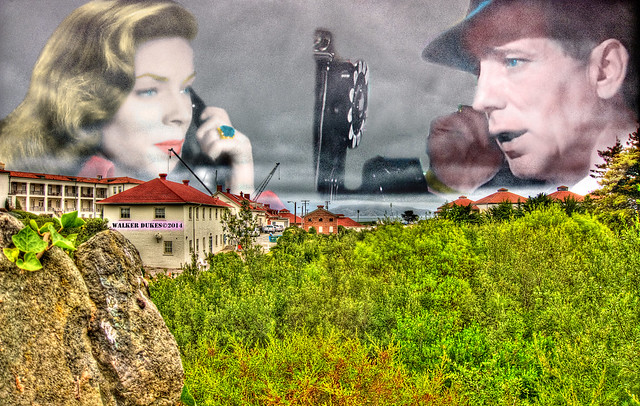 Psychic Phone Call on the Other Side, HDR Montage
