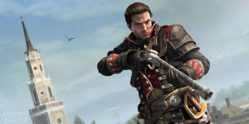 Assassin's Creed Rogue gets a news screenshots