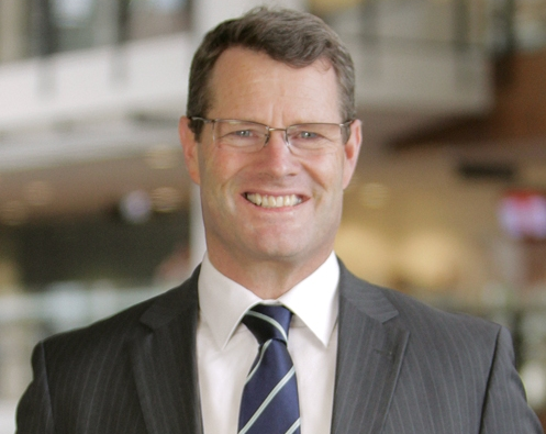 Woolworths managing director Grant O'Brien