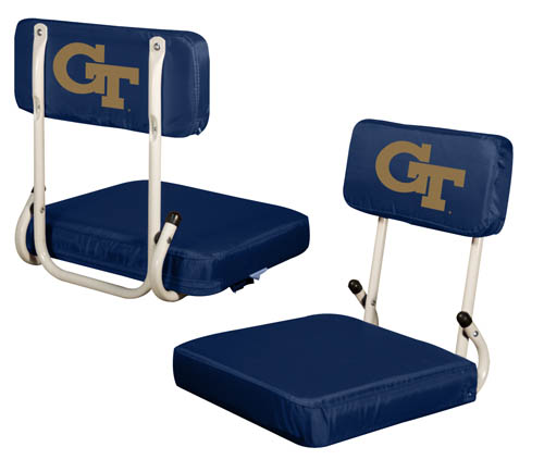Georgia Tech Yellow Jackets Hard Back Stadium Seat