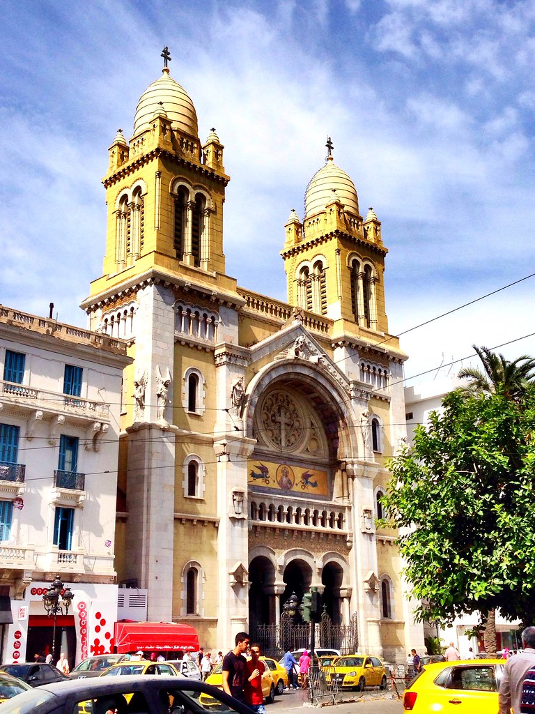 Tunis - Tunisia (Church)