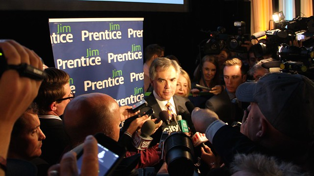 Alberta Progressive Conservative leadership event, 2014