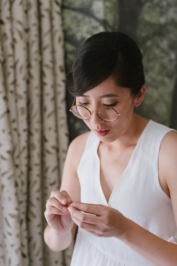 Celine Kim Photography intimate High Park Parkdale restaurant wedding Toronto wedding EM-3