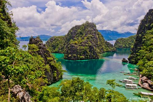 Kayangan Lagoon [Explored] 08/22/2014