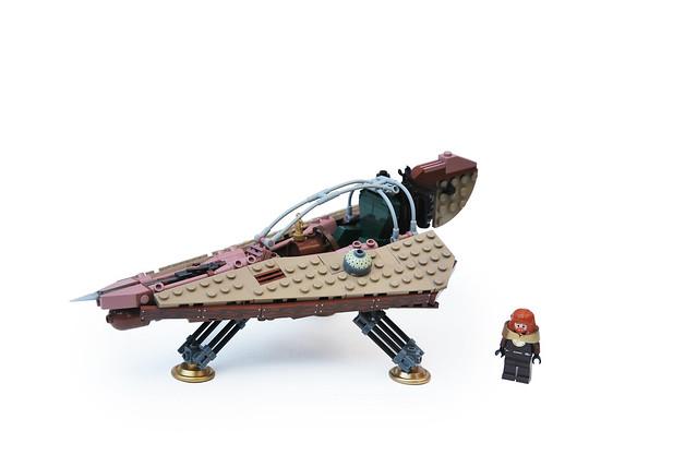 Sir Kenobi's Runabout