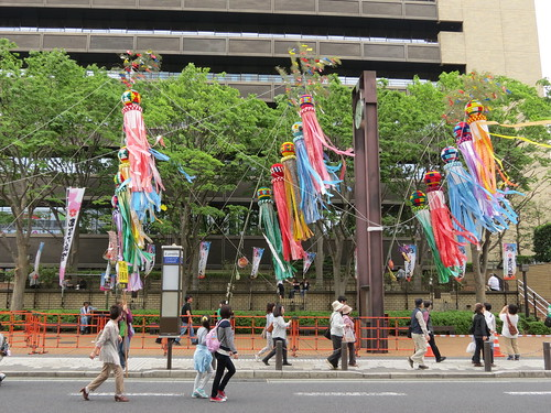 Sendai Tanabata at Tohoku Rokkonsai (東北六魂祭)